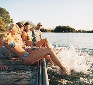 RV Camping on Lake Havasu - Havasu Springs Resort