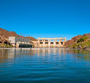 Parker Dam on the Parker Strip